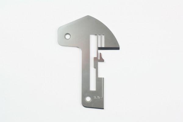 Elna Stichplatte Typ 2 für Elna Overlock L2, L1
