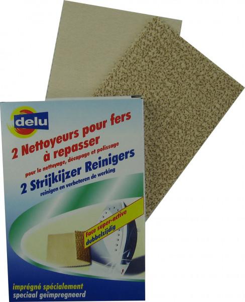 Reinigungstuch 2 Stk / Pack (Delu)