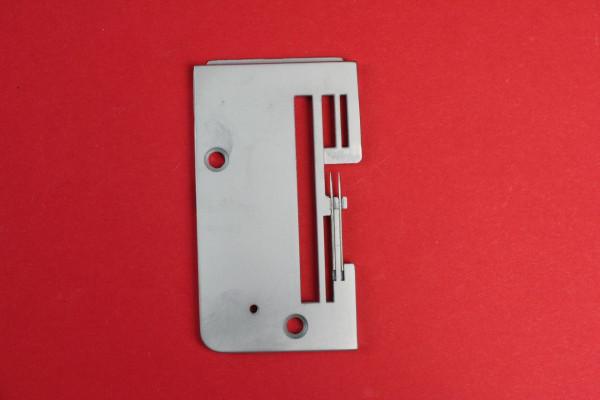 Stichplatte für Pfaff und Elna 600 / 614 / 624 Overlock