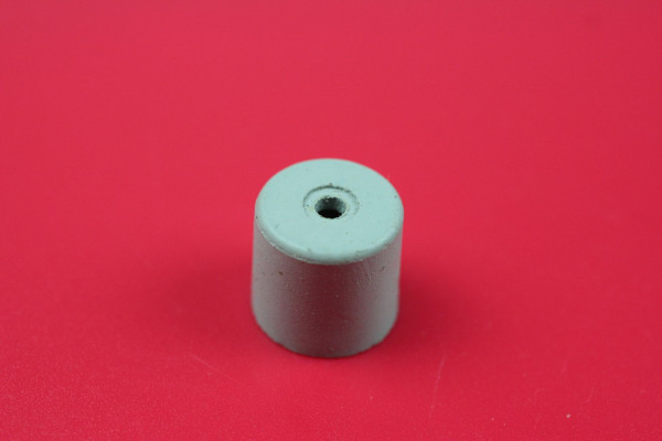 Maschinenfuss Gummifuss Standfuss für die Elna Nähmaschine