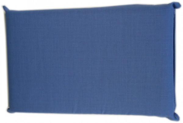 Bügelkissen (blau)