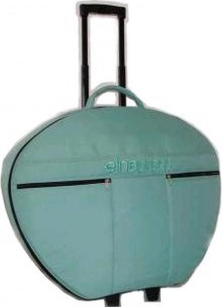 Elnapress Koffer mit Griff für Bügelpresse (grün)